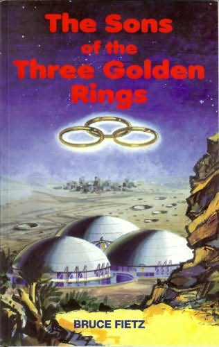 book cover of The Sons of the Three Golden Rings