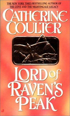 book cover of Lord of Raven\'s Peak