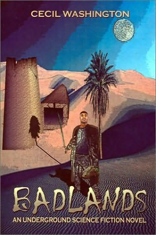 book cover of Badlands
