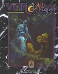 book cover of Veil of Night