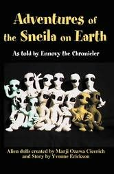 book cover of Adventures of the Sneila on Earth