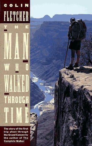 book cover of The Man Who Walked Through Time