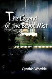 book cover of The Legend of the Bayou Mist