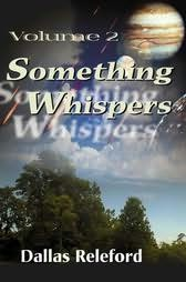 book cover of Something Whispers