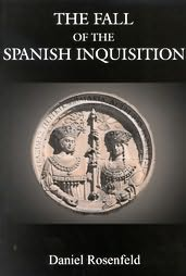 book cover of The Fall of the Spanish Inquisition