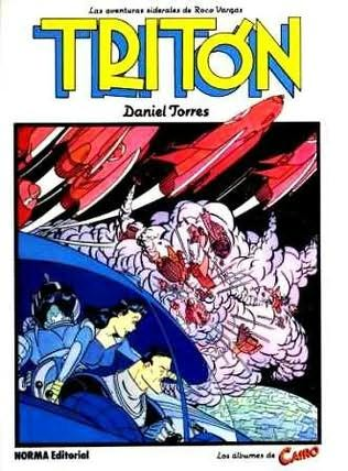 book cover of Triton