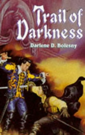 book cover of Trail of Darkness