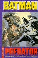book cover of Batman Versus Predator