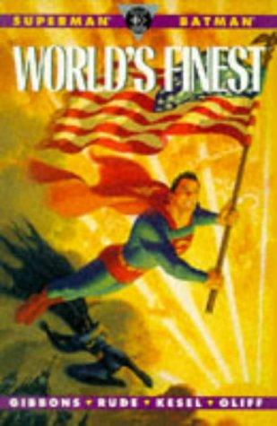 book cover of World\'s Finest