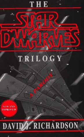 book cover of The Star Dwarves Travesty