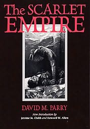 book cover of The Scarlet Empire