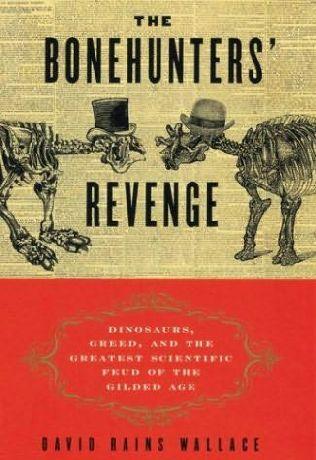 book cover of The Bonehunters\' Revenge