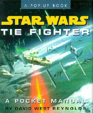 book cover of Star Wars Tie Fighter : A Pocket Manual (Star Wars)