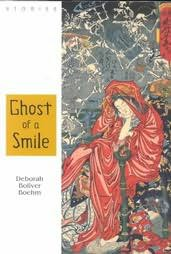 book cover of Ghost of a Smile
