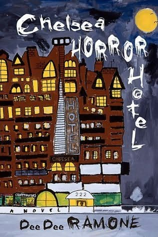 book cover of Chelsea Horror Hotel