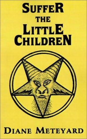 book cover of Suffer the Little Children