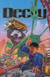 book cover of Decoy
