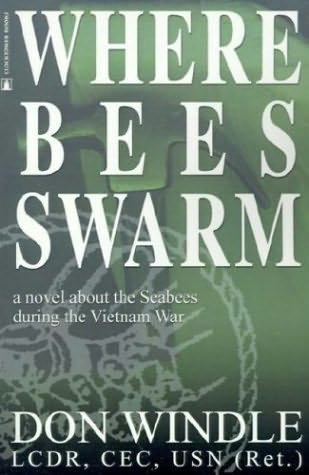 book cover of Where Bees Swarm
