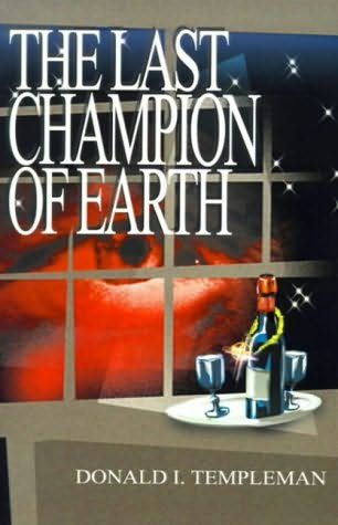 book cover of The Last Champion of Earth