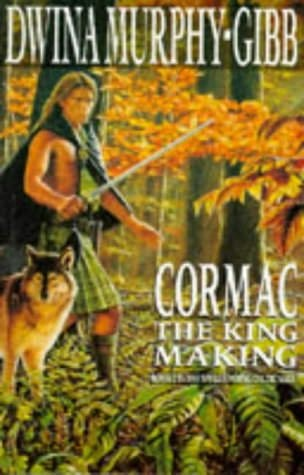 book cover of Cormac: The Kingmaking