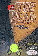 book cover of The Head
