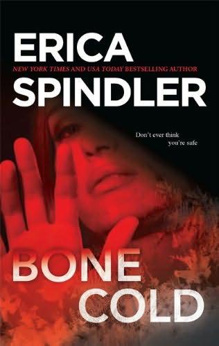 book cover of Bone Cold