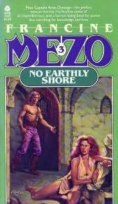 book cover of No Earthly Shore