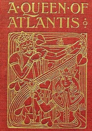 book cover of A Queen of Atlantis