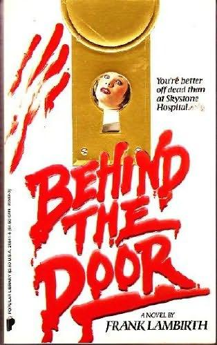 book cover of Behind the Door