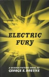 book cover of Electric Fury