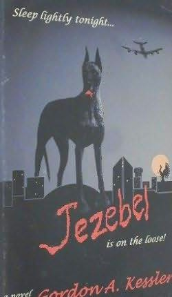 book cover of Jezebel