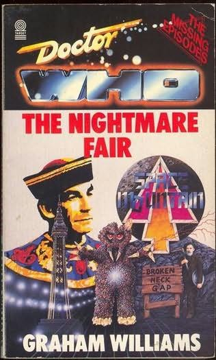 book cover of The Nightmare Fair : The Missing Episodes