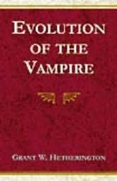 book cover of Evolution of the Vampire