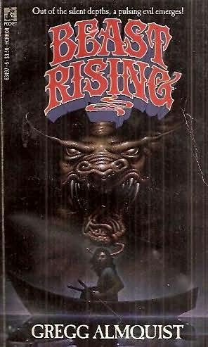 book cover of Beast Rising