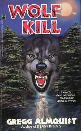 book cover of Wolf Kill