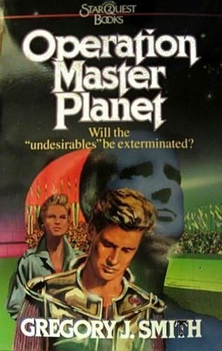 book cover of Operation Master Planet