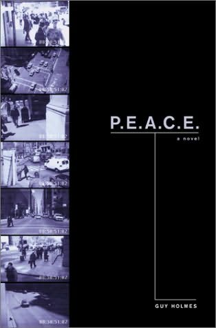 book cover of P.E.A.C.E.