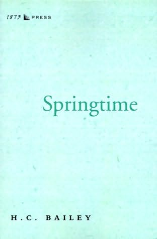 book cover of Springtime