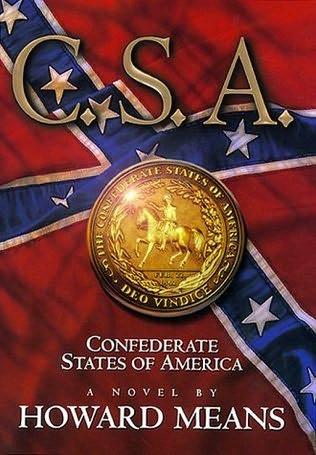 book cover of C.S.A. : Confederate States of America