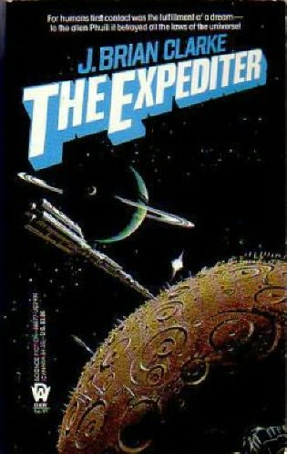 book cover of The Expediter