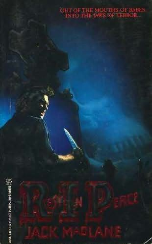book cover of Rest in Peace