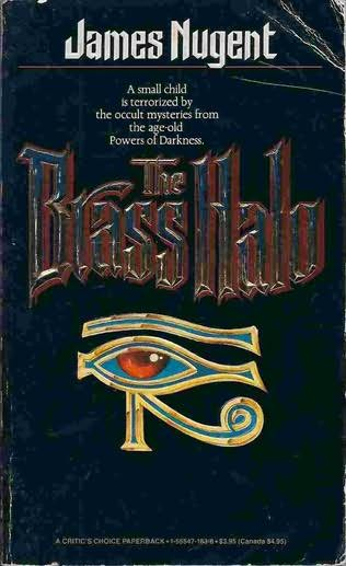 book cover of The Brass Halo