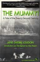 book cover of The Mummy!