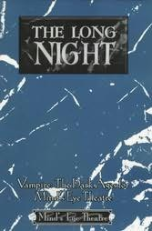 book cover of The Long Night