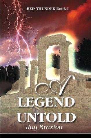 book cover of A Legend Untold