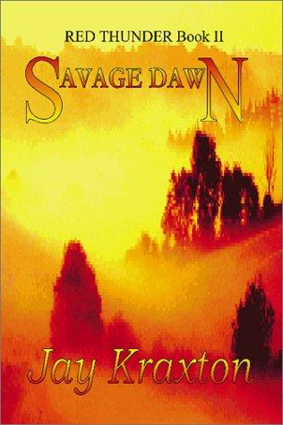 book cover of Savage Dawn