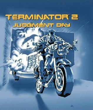 book cover of Terminator 2