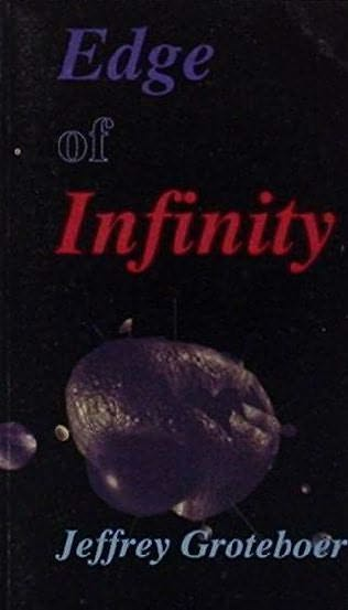 book cover of Edge of Infinity