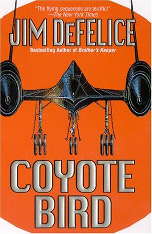 book cover of Coyote Bird