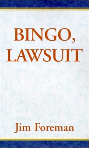 book cover of Bingo, Lawsuit